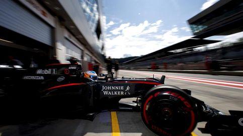 Alonso sobrepasa las 100 vueltas: Estoy muy contento de cómo han ido los test