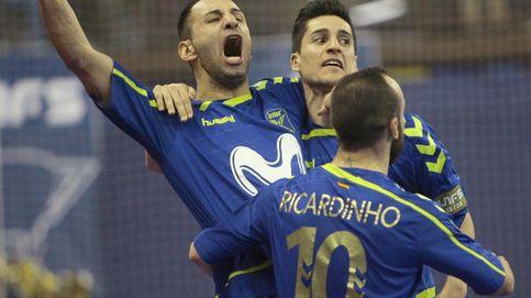 Así llegan los ocho mejores equipos de la Liga Futsal a los decisivos playoffs