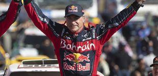 Post de Carlos Sainz gana el Premio Influential a la trayectoria profesional
