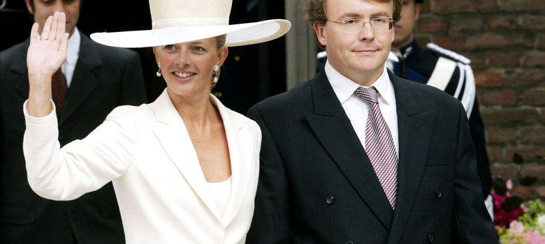 Foto: Johan Friso y su esposa, la princesa Mabel, en una fotografía de archivo. (I.C.)
