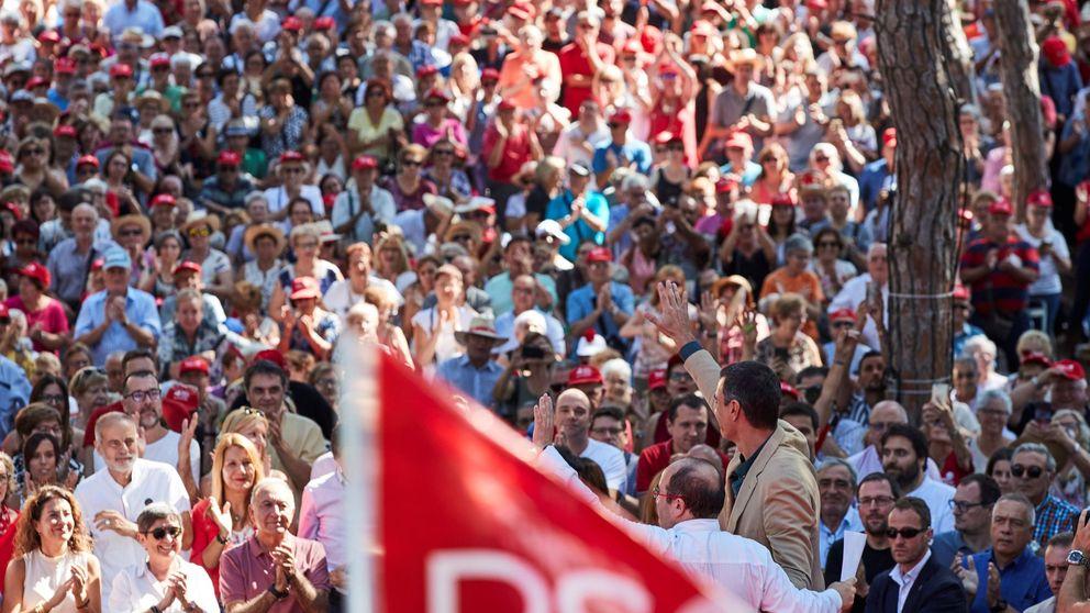El PSOE rectifica su programa y recupera las alusiones al federalismo