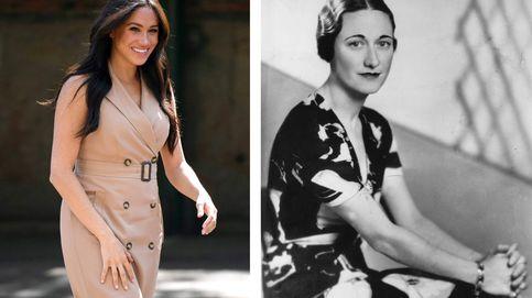 Meghan Markle, Wallis Simpson y su foto comparativa que se ha hecho viral