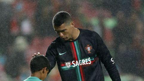 Portugal ya tiene a su futura estrella, el hijo de Cristiano Ronaldo
