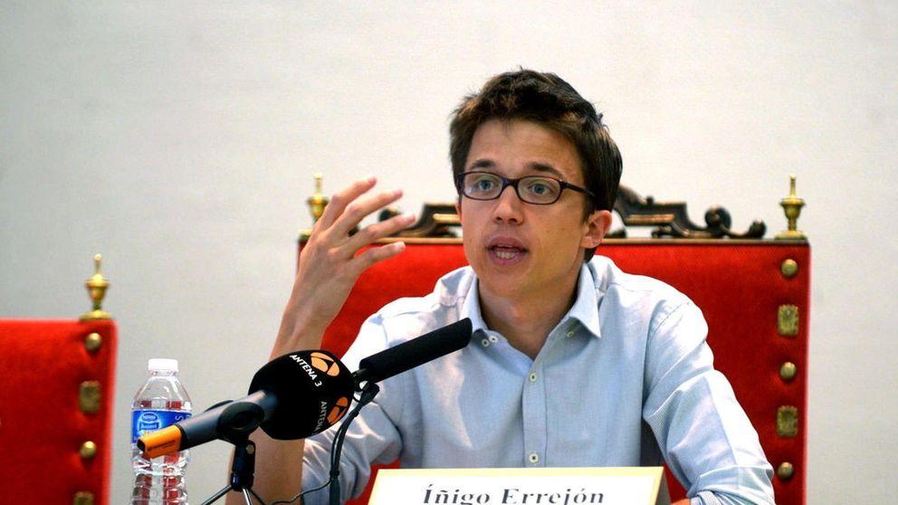 Errejón dice que Podemos no quiere revertir el régimen del 78