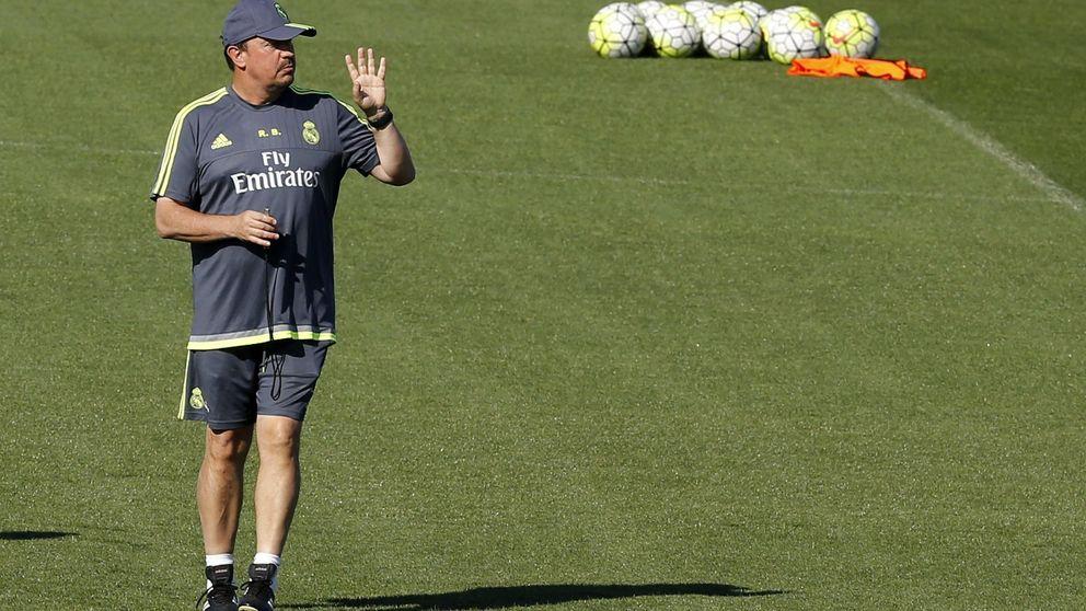 Benítez: Los números de Cristiano Ronaldo siguen siendo muy buenos