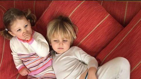 Sasha e India Casiraghi, 'modelos' de pijama por un día