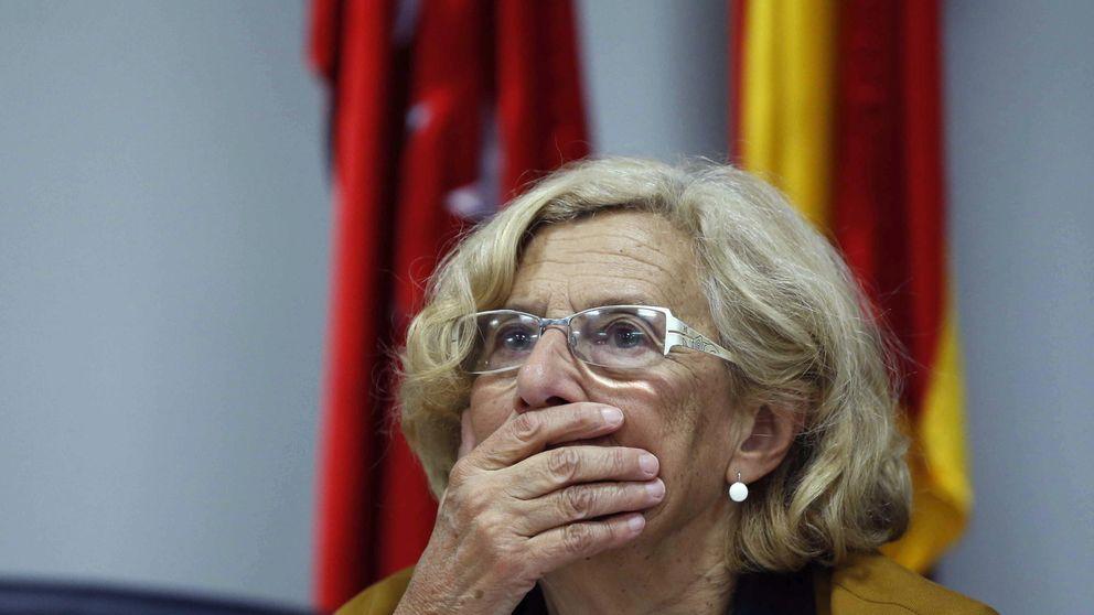 Carmena se compromete con BBVA a estudiar la Operación Chamartín