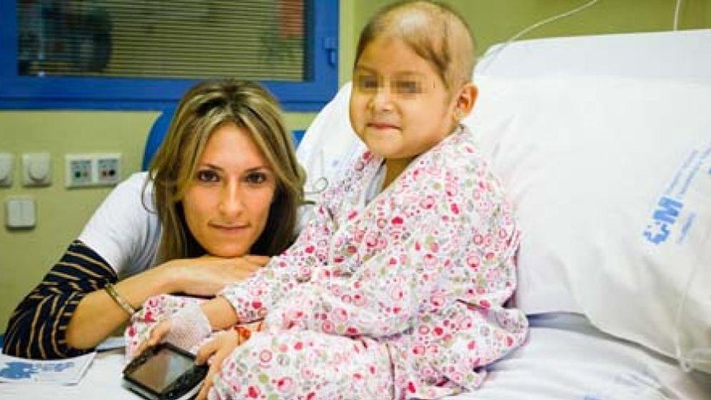 Foto: Cómo devolver las ganas de jugar a niños con cáncer