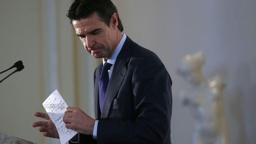 Soria deja plantado a Luis Conde en su 'civet' por culpa de 'Papeles de Panamá'
