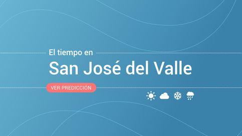 El tiempo en San José del Valle: previsión meteorológica de hoy, lunes 4 de noviembre