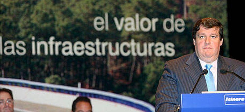 Foto: Javier Pérez Gracia, consejero delegado de Itínere