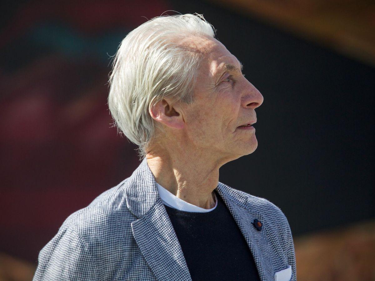 Foto: Muere Charlie Watts a los 80 años, batería de The Rolling Stones. (EFE)
