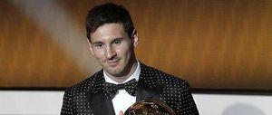 Foto: Leo Messi pone el mundo del fútbol a sus pies con los nervios del primer día
