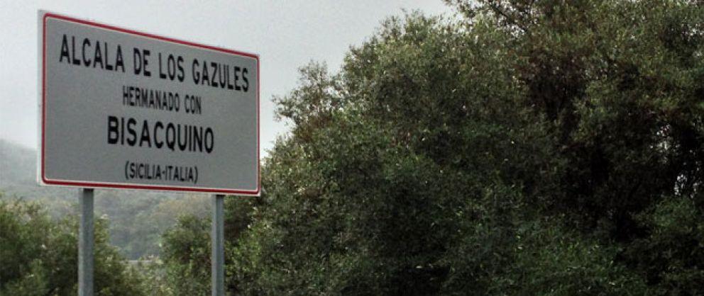Foto: Alcalá de los Gazules, de santuario del PSOE a incubadora de paro