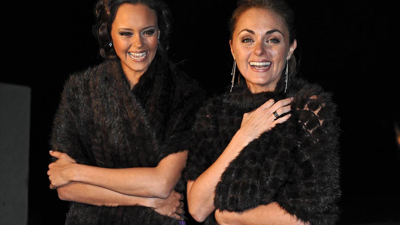 Shaila Dúrcal y Carmen Morales, en una imagen de archivo. (Cordon Press)