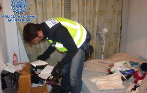 La Policía rescata de la prostitución a doce niñas explotadas en Murcia