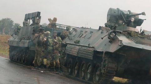 ¿Golpe de Estado en Zimbabue? El ejército lo niega, pero toma la capital