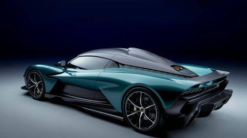 La última barbaridad de Aston Martin se llama Valhalla y es un híbrido de 950 CV