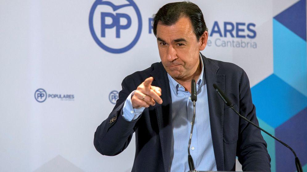 Foto: El coordinador general del Partido Popular, Fernando Martínez-Maillo. (EFE)
