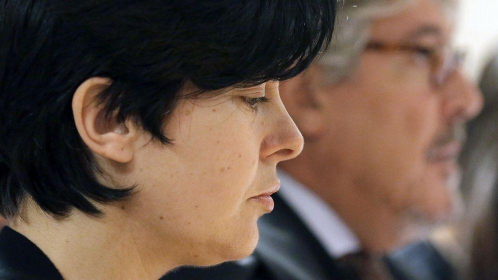 Foto: Rosario Porto, madre de Asunta Basterra (EFE)