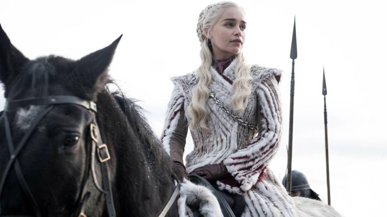 Foto promocional con Daenerys. (HBO)