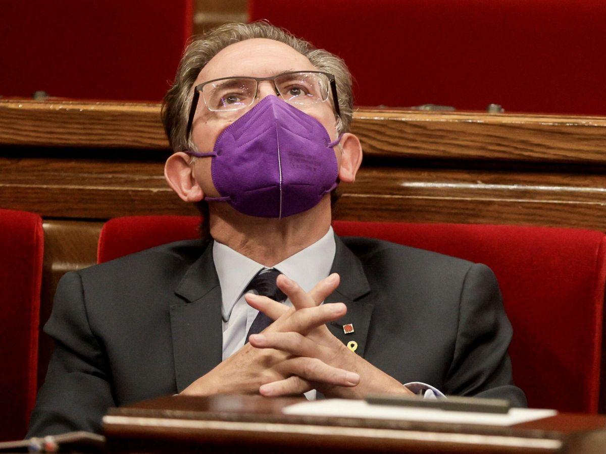 Foto: El conseller de Economía Jaume Giró. (EFE)