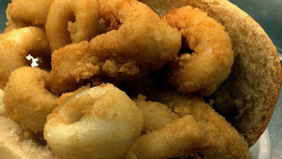 Tradicional y sabroso: cómo hacer un bocadillo de calamares perfecto