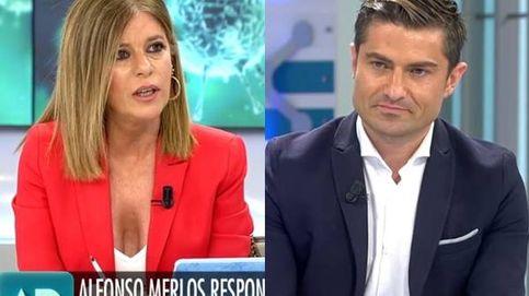 Esther Palomera pone contra las cuerdas a Alfonso Merlos (pero Ana Rosa le echa un capote)
