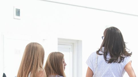 El jersey que comparte la reina Letizia con Leonor y la infanta Sofía