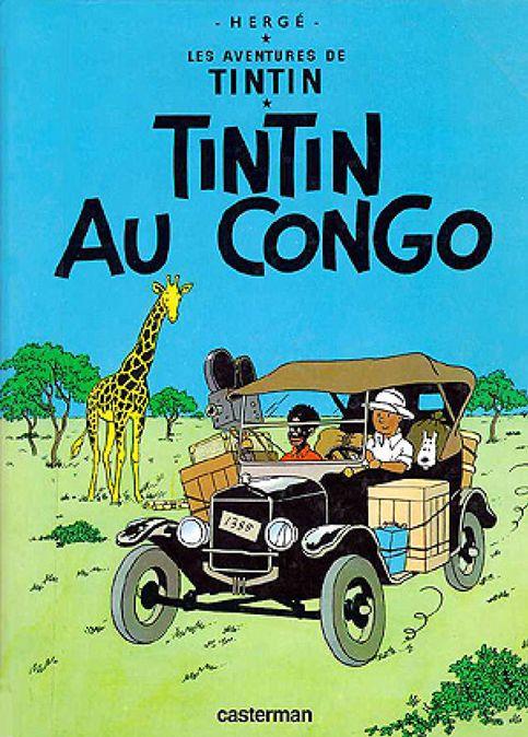 Nueva York retira 'Tintín en el Congo' de las bibliotecas públicas