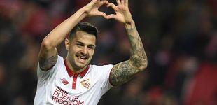Post de Vitolo atrasó un año su viaje al Atlético para que el Sevilla ganara 40 millones