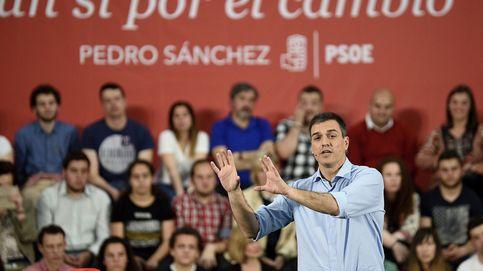 Los cuadros del PSOE empiezan a resignarse al rol de 'bisagra'