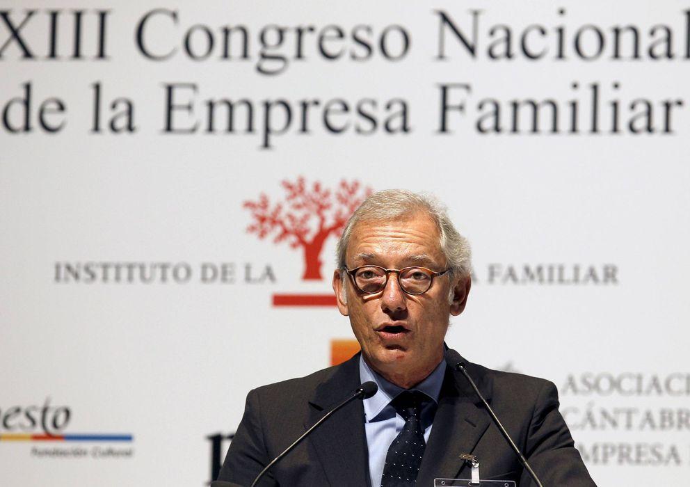 Foto: Isak Andic, presidente de Mango (EFE)