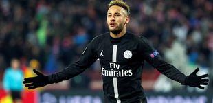 Post de Neymar deja con las ganas a Tebas, Florentino... ¿y al vetado diario L'Equipe?