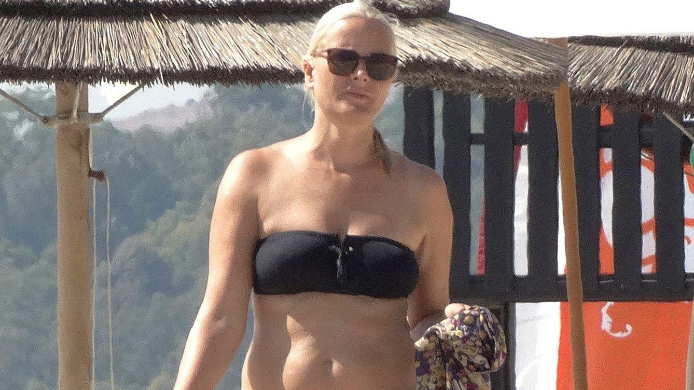 Foto: Mette-Marit de vacaciones, en una imagen de archivo