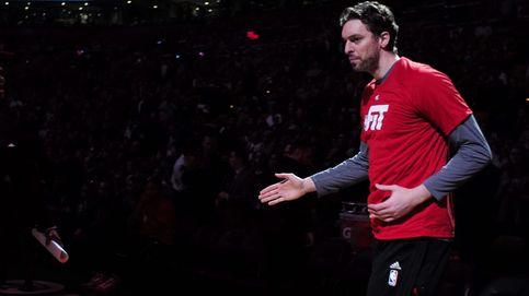 Pau ofrece una lección de juego que da lugar al abucheo a LeBron en Cleveland