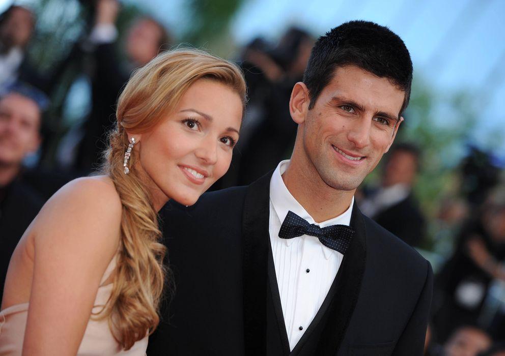 Foto: Novak Djokovic y Jelena Ristic en una fotografía de archivo (Gtres)