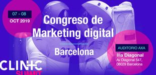 Post de Barcelona reunirá a más de 700 profesionales del marketing digital en el Clinic Summit'19
