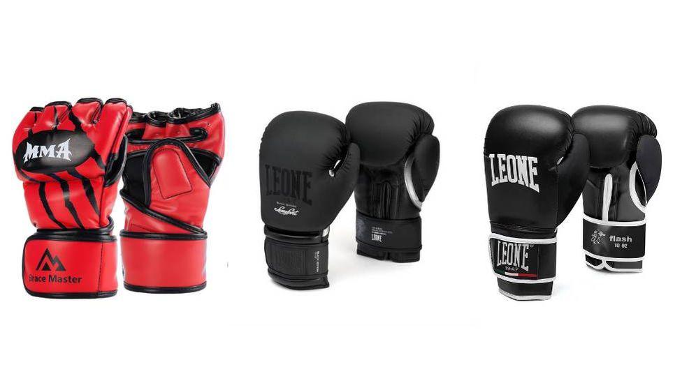 Foto: Mejores guantes de boxeo