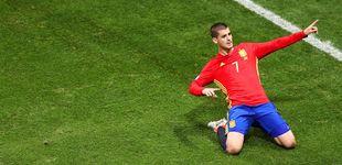 Post de La rebelión de Morata, el interés del Atlético y su pulso con Florentino Pérez