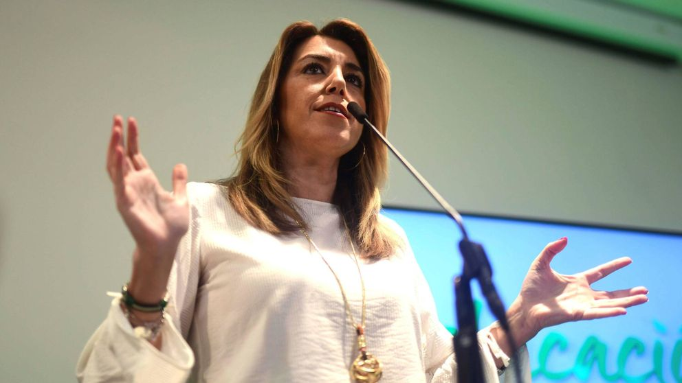 Todos los líderes andaluces suspenden, aunque Díaz es la única por encima del 4
