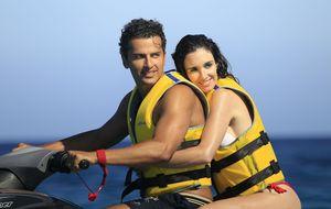 Paz Vega y Orson Salazar escapada romántica a Ibiza