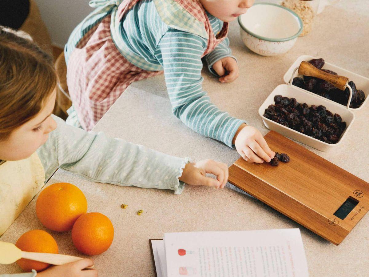 Foto: Todo lo que necesitas para divertirte con tus hijos está en las novedades de repostería de Zara Home. (Cortesía)