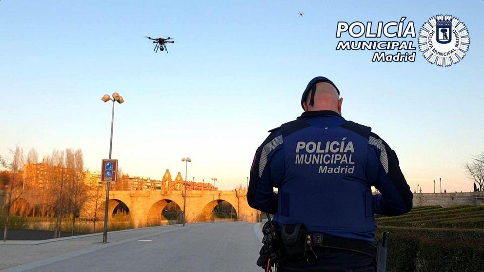 Muere el primer policía municipal de Madrid por coronavirus a los 58 años