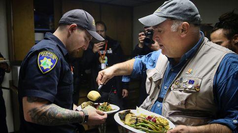 El chef José Andrés lleva ayuda humanitaria a las Bahamas tras el paso del Dorian