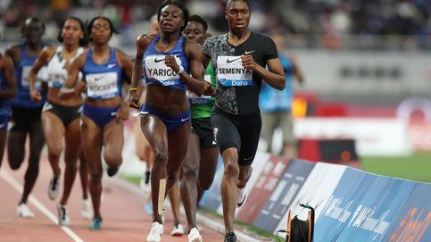 Caster Semenya desafía a la IAAF tras su exhibición en el 800: No me voy a medicar