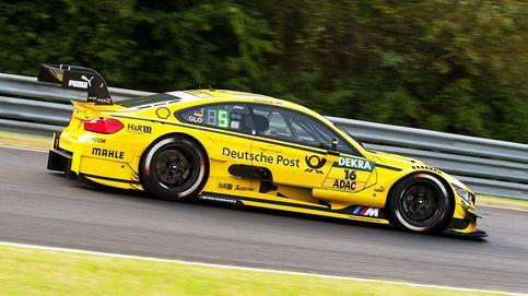 Maldita sea Mercedes, no deberíais iros de este campeonato (DTM), ¡jodidos idiotas!