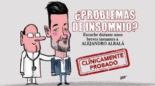 Alejandro Albalá es tan pan sin sal como parece