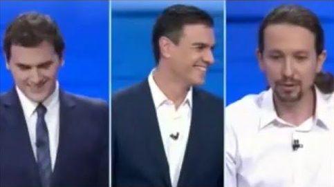 Sánchez, Rivera e Iglesias no se ponen de acuerdo ni para hacer la quiniela