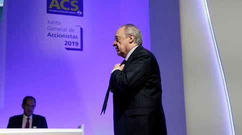 Florentino salva por los pelos a su consejero vip y a su cuñado psiquiatra en ACS